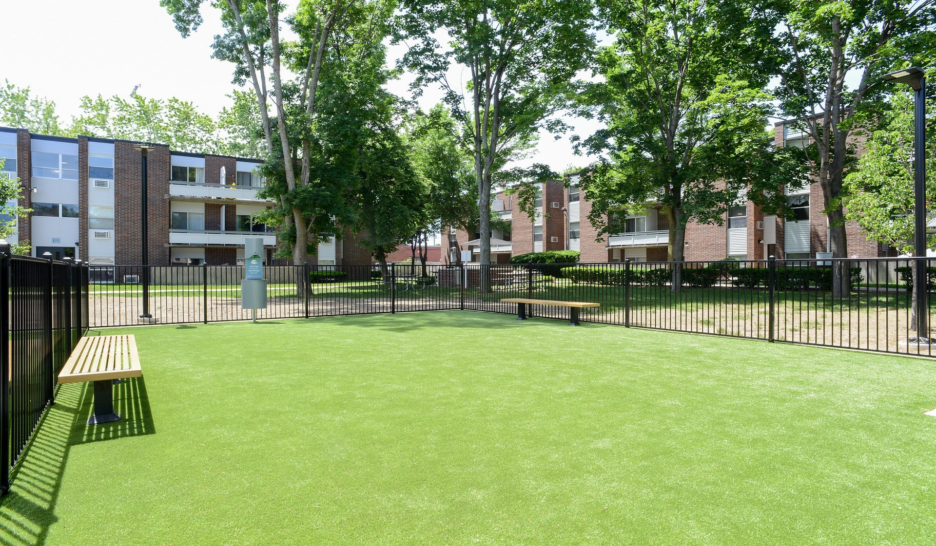 Waverly Apartments - dog park