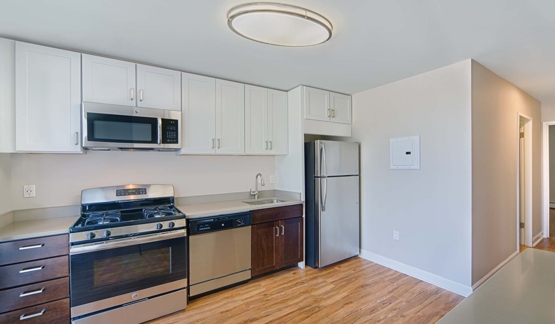 Waverly Apartments | Kitchen Interior